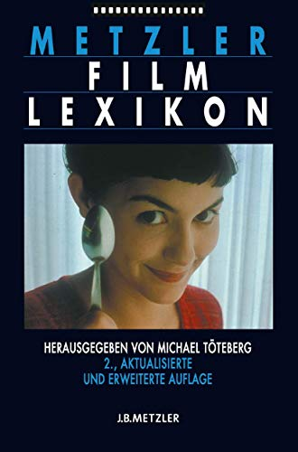 9783476020680: Metzler Film Lexikon (German Edition)