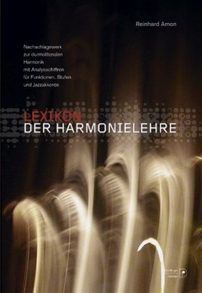 9783476020826: Lexikon der Harmonielehre
