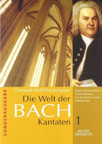 9783476021274: Die Welt der Bach-Kantaten