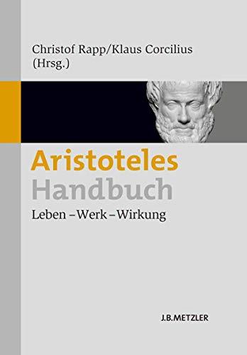 Aristoteles-Handbuch: Christof Rapp