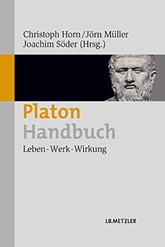 Platon-Handbuch: Christoph Horn