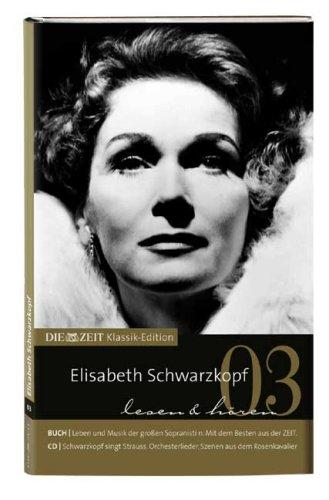 9783476022035: Elisabeth Schwarzkopf: Vier letzte Lieder und Orchesterlieder und Szenen aus Rosenkavalier