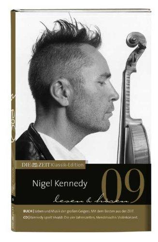 9783476022097: Nigel Kennedy, Vivaldi, Die vier Jahreszeiten und Mendelssohn, Violinkonzert