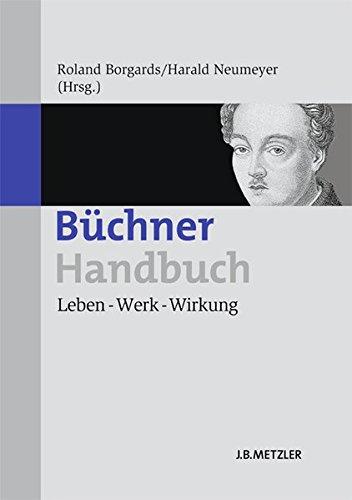 9783476022295: Büchner-Handbuch: Leben - Werk - Wirkung