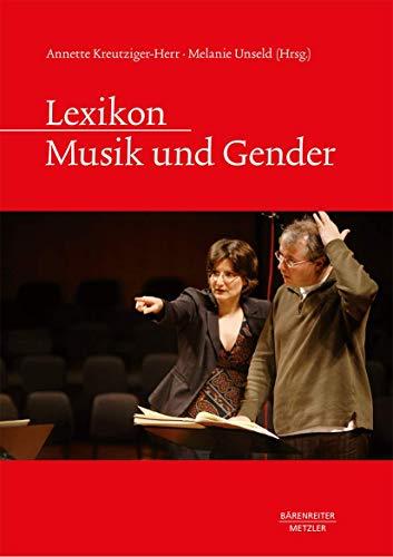 9783476023254: Lexikon Musik und Gender