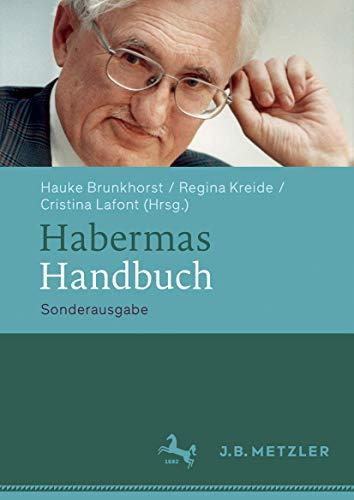 9783476025708: Habermas-Handbuch (German Edition)