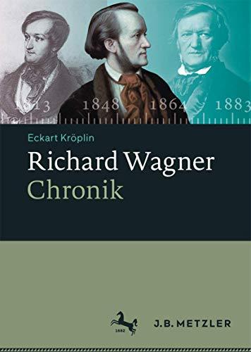 Richard Wagner-Chronik: Eckart Kröplin