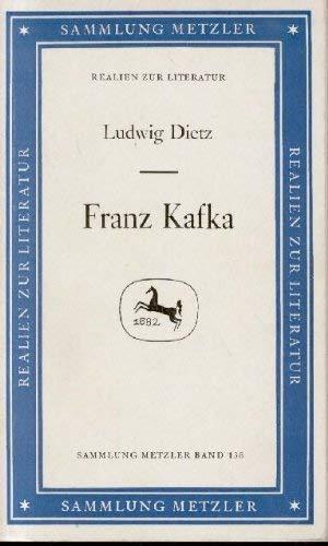 Franz Kafka: Dietz, Ludwig
