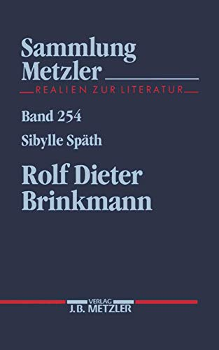 Rolf Dieter Brinkmann: Sibylle Späth