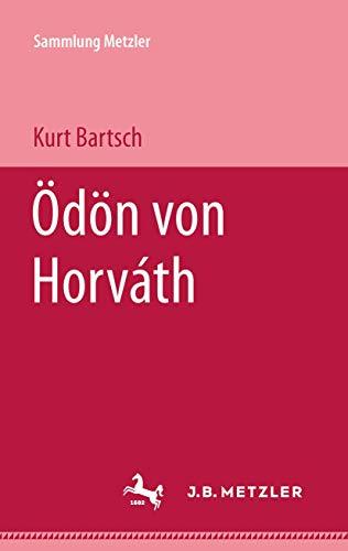 9783476103260: Ödön Von Horváth