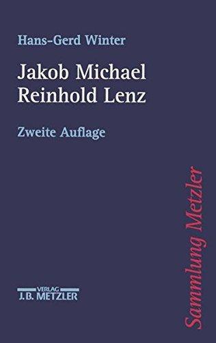 Jakob Michael Reinhold Lenz.: Winter, Hans-Gerd