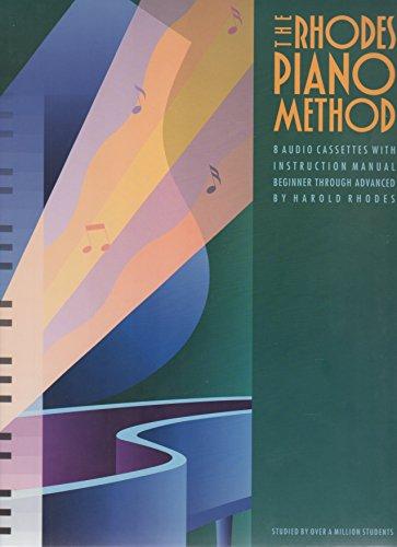 9783477219915: The Rhodes Piano Method: 8 Audio Cassettes