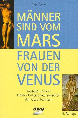 9783478085502: Männer sind vom Mars, Frauen von der Venus