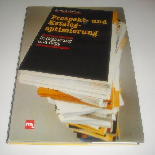 9783478217804: Prospekt- und Katalogoptimierung in Gestaltung und Text