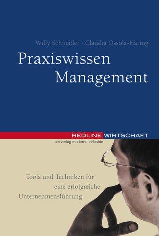 9783478377805: Praxiswissen Management