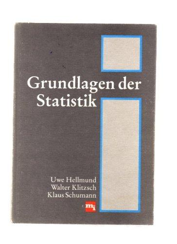9783478394901: Grundlagen der Statistik