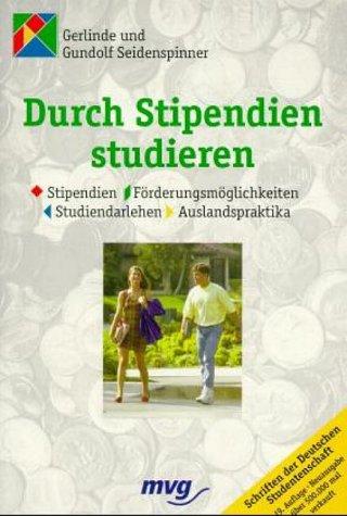 9783478711906: Durch Stipendien studieren.