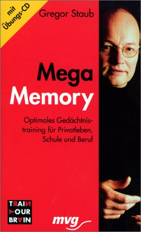 9783478729000: Mega Memory, m. Audio-CD