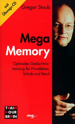 9783478729024: Mega Memory, m. Audio-CD
