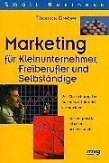 9783478850803: Marketing f�r Kleinunternehmer, Freiberufler und Selbst�ndige.