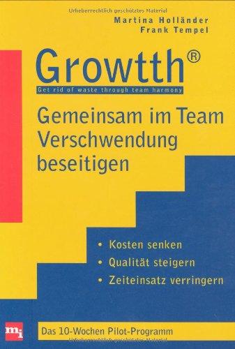 9783478913508: Growtth.