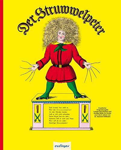 9783480063345: Der Struwwelpeter: Lustige Geschichten und drollige Bilder für Kinder von 3 bis 6 Jahren