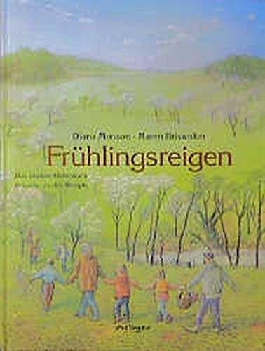 9783480200160: Frühlingsreigen: Das andere Osterbuch