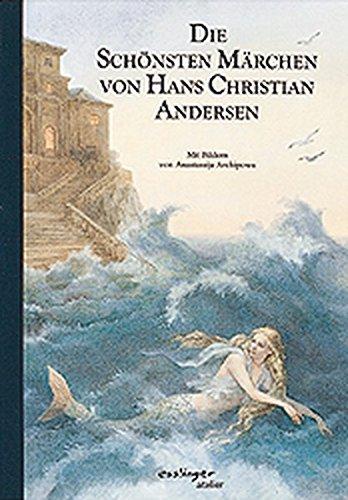 9783480202508: Die schönsten Märchen von Hans Christian Andersen. Einzelne Märchen.