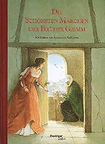 Die schönsten Märchen der Brüder Grimm. (9783480203628) by Jacob Grimm; Wilhelm Grimm; Anastassija Archipowa