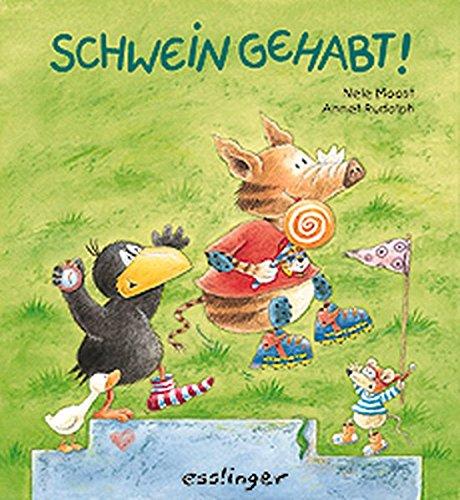 9783480205738: Schwein gehabt!