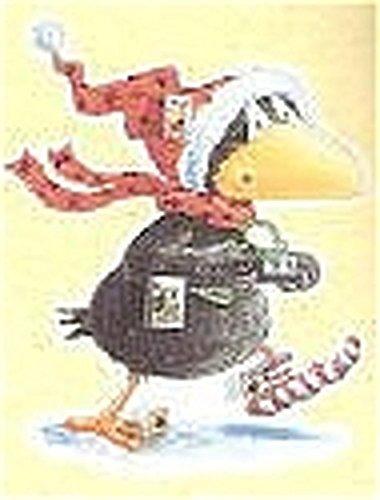 9783480205936: Adventskalender, Fröhliche Weihnachten, kleiner Rabe!