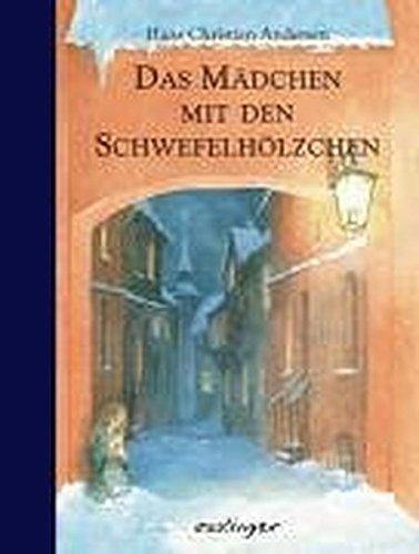 9783480219957: Das Mädchen mit den Schwefelhölzchen / Mini-Märchen