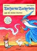 9783480221639: Zacharias Zuckerbein jagt den dicken Dschinn