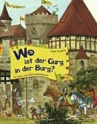 9783480221974: Wo ist der Gurg in der Burg?