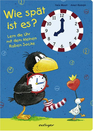 9783480222704: Wie spät ist es?