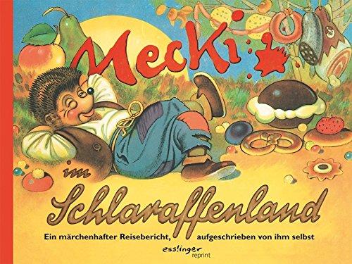 9783480223510: Mecki im Schlaraffenland