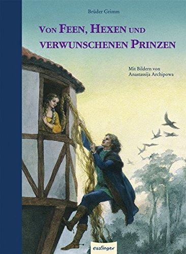 9783480226122: Von Feen, Hexen und verwunschenen Prinzen