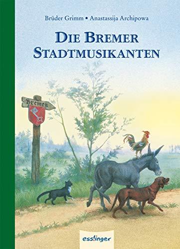 9783480226788: Bremer Stadtmusikanten-Mini