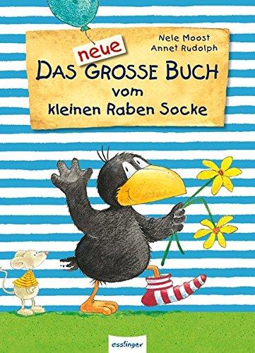 9783480227518: Das neue große Buch vom kleinen Raben Socke