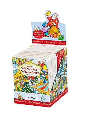 9783480228119: Mein kleines Weihnachts-Wimmelbuch, Mini