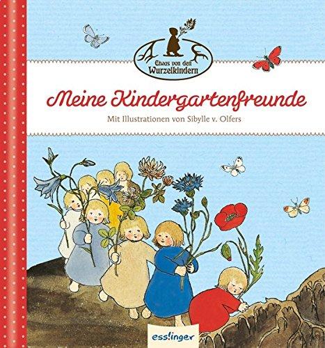9783480230914: Die Wurzelkinder: Meine Kindergartenfreunde - Etwas von den Wurzelkindern