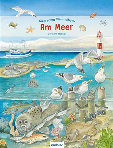 9783480231065: Mein erstes Wimmelbuch - Am Meer