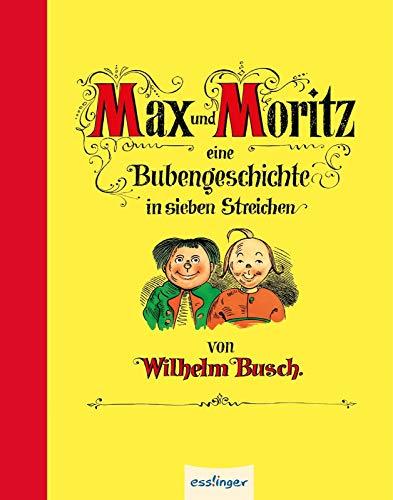 9783480233250: Max und Moritz - Mini-Ausgabe