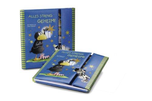 9783480303755: Tagebuch Alles streng geheim!