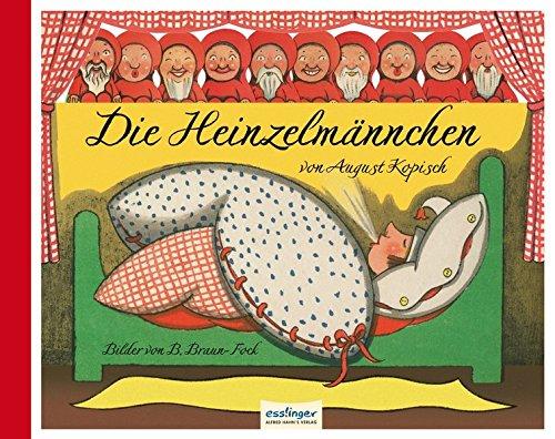 9783480400546: Die Heinzelmännchen