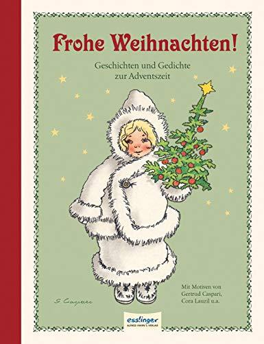 Frohe Weihnachten! Geschichten und Gedichte zur Adventszeit: Caspari, Gertrud /
