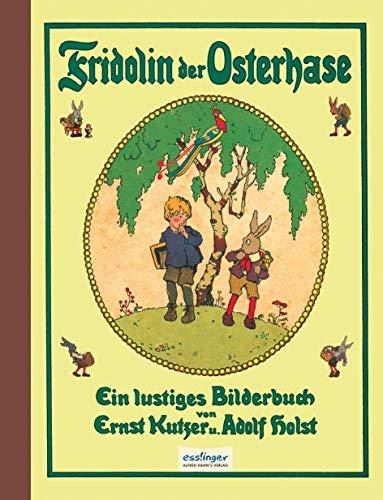 9783480400782: Fridolin der Osterhase