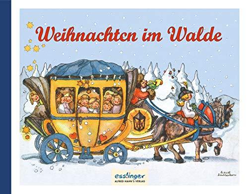 9783480401130: Weihnachten im Walde