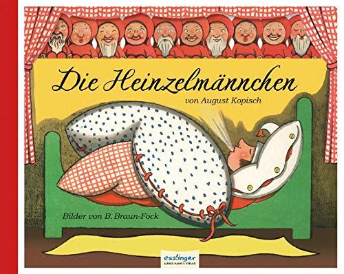 Die Heinzelmännchen: Kopisch, August
