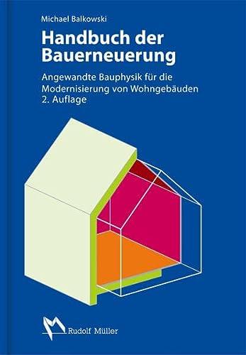 Handbuch der Bauerneuerung: Michael Balkowski